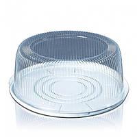 Пластикова упаковка для тортів і кондитерських виробів ПС-260