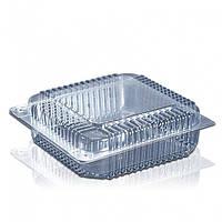 Пластикова упаковка для тортів і кондитерських виробів ПС-55