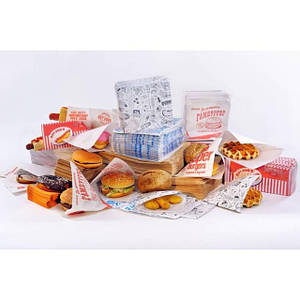 Упаковка для фаст фуда,пиццерий,ресторанов