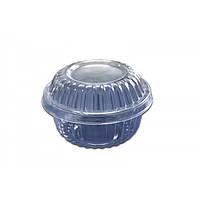 Пластикова упаковка для десертів ПС- 21