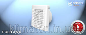 Вентилятор витяжний Dospel POLO 4 100 WCH, фото 2