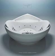 """Ванна акриловая WGT """"Illusion"""" без гидроаэромассажа и смесителя, 1500(1700)*1500(1700)*815"""