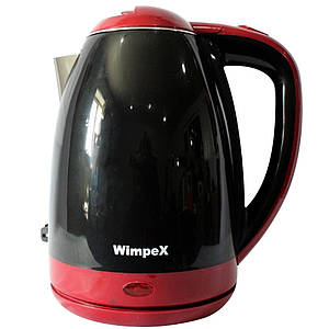 Электрочайник Wimpex WX-2833 (2L) 1850W Black