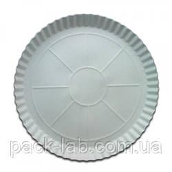 Тарілка для піци d370 100 шт