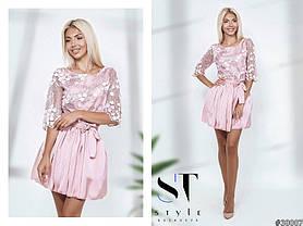Коктейльне плаття 163830, фото 3