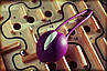 Вагинальный шарик Fun Factory SMARTBALL UNO фиолетовый, фото 4
