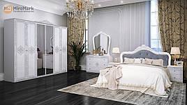 Спальня Луиза (Глянец Белый)