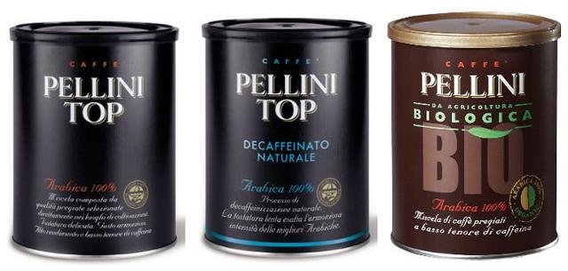 Купить молотый кофе Pellini Top в Киеве, Днепропетровске, Одессе - лучшая цена в Украине!