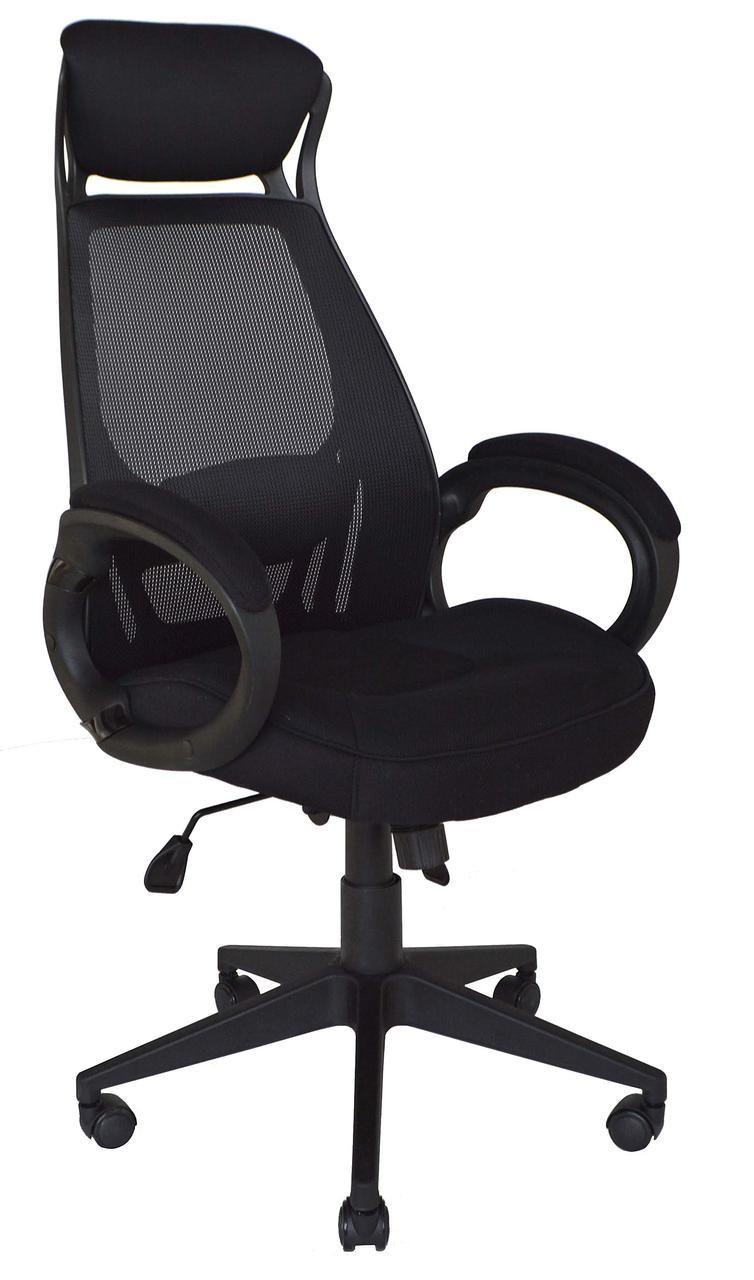 Кресло Дакар РХ Tilt черный