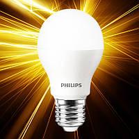 Светодиодная лампа Phillips LEDBulb 10.5-85W E27 230V A60 (PF)