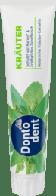 Dontodent Krauter зубная паста на травах 125 мл