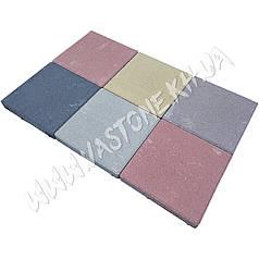 Тротуарная плитка с/п «Квадрат»  25х25х3 см;