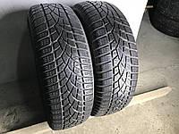 Шины бу зима 215/65R16 Dunlop SP Winter Sport 3D (2шт) 5,5-6мм