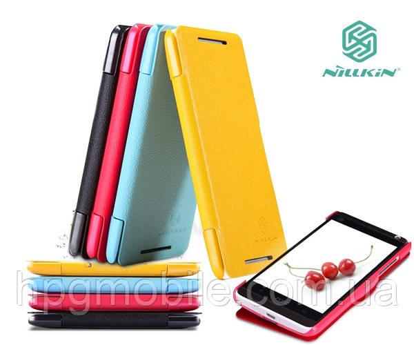 Чехол для HTC One Mini M4 - Nillkin Fresh Series - HPG Mobile. Мобильные запчасти, аксессуары и другие товары по лучшим ценам в Харькове