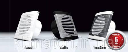 Вентилятор витяжний Dospel PLAY Modern 125 S, фото 2