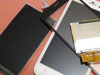 Дисплей, дисплей с сенсорным экраном