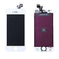 Дисплей (модуль) Apple iPhone 5 белый