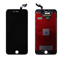 Дисплей (модуль) Apple iPhone 6S Plus черный оригинал