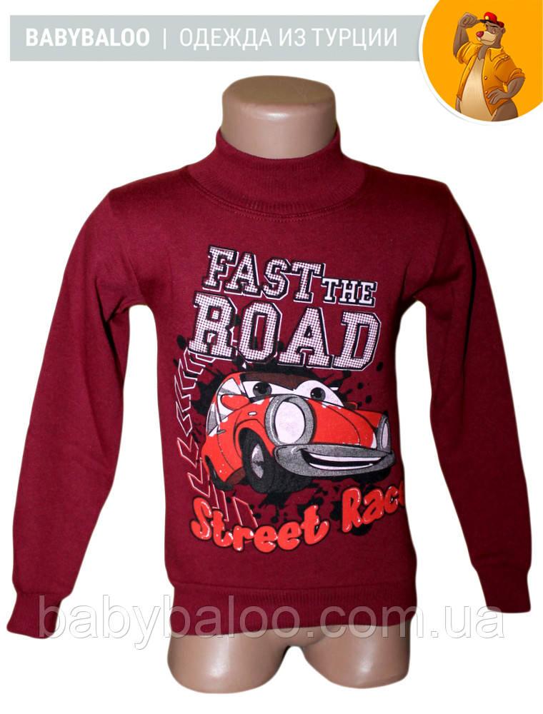 """Стойка для мальчика однотонная """"Fast the road"""" начёс(от 1 до 4 лет)"""