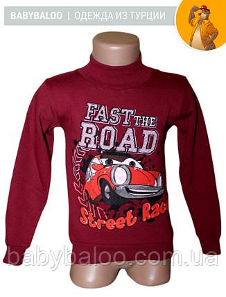 """Стойка для мальчика однотонная """"Fast the road"""" начёс(от 1 до 4 лет), фото 2"""