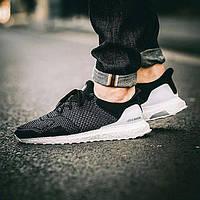 """Кроссовки мужские Adidas Consortium Hypebeast Ultra Boost """"Черные с серым"""" р. 41, фото 1"""