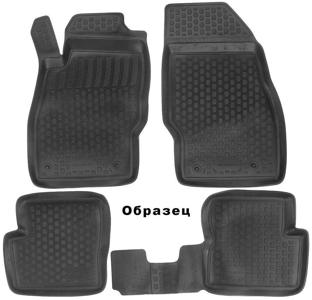 Коврики салона Seat Ibiza IV (08-) полимерные L.Locker
