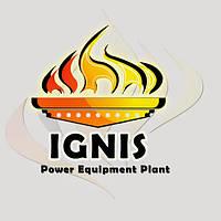 Газовое горелочное устройство (газовая горелка) 500 - 6500 кВт/ч IGNIS