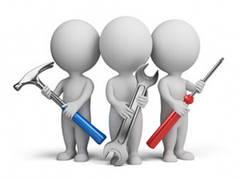 Услуги монтажа и сервиса