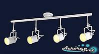 Светильник подвесной LOFT AS-200 белый. LED светильник. Светодиодный светильник.