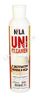 Средство для снятия гель-лака UNI cleaner 250 мл