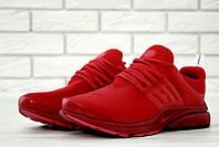 """Кроссовки мужские Nike Air Presto Red """"Красные"""" р. 41-45, фото 1"""
