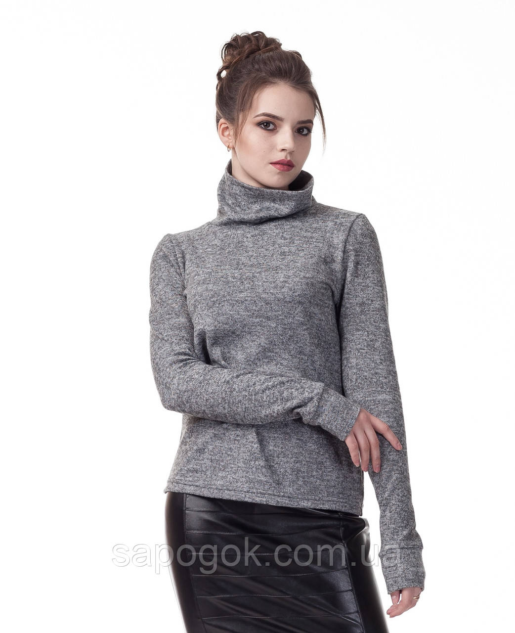 Модный женский гольф. Г014