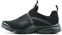"""Кроссовки мужские Nike Air Presto Extreme Black """"Черные"""" р. 41-45"""