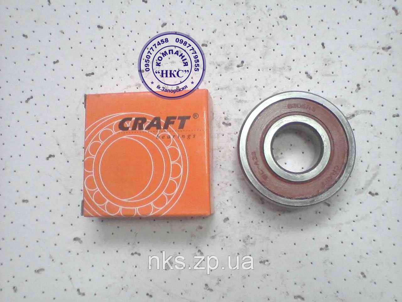 """Підшипник 6305 2RS """"Craft"""" Z-169."""