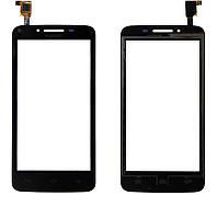 Сенсор Huawei Ascend Y511 черный