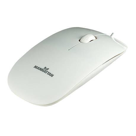 Мишка Manhattan Silhouette White, фото 2
