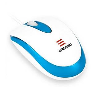 Мишка Gresso GM-5108 USB mini, фото 2