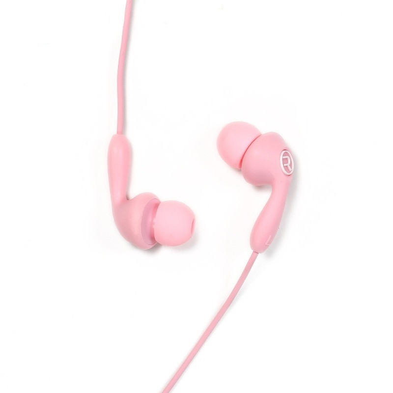 Наушники Remax RM505 Candy ser. розовый