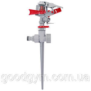 Дождеватель пульсирующий INTERTOOL GE-0053