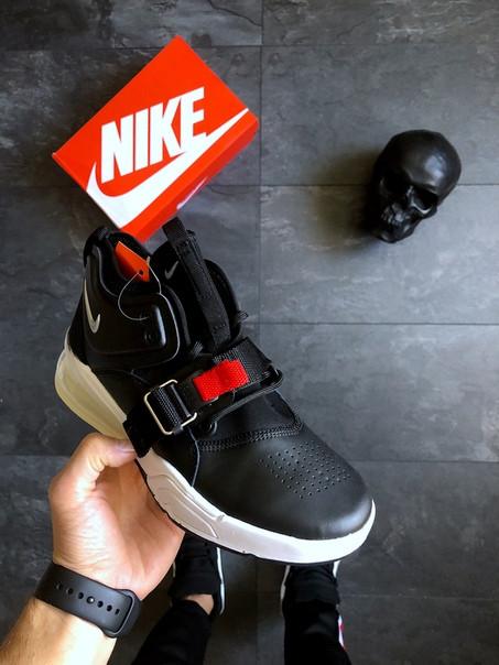 "san francisco 2914c d1ab9 Мужские черные кроссовки Nike Air Force 270 ""Bred"""