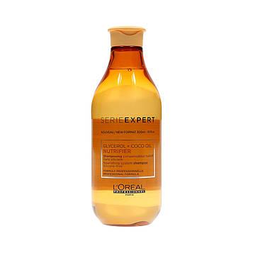 Шампунь для сухих и ломких волос L'Oreal Professionnel Nutrifier Shampoo, 300мл
