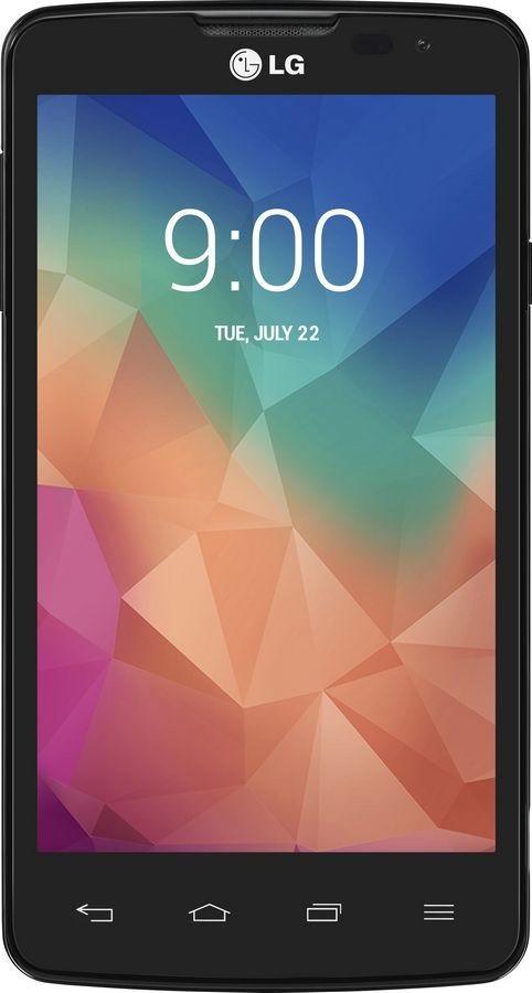 Смартфон LG X145 Optimus L60i Black