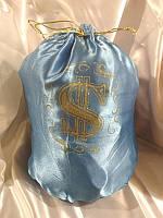 Новогодние подарки, сувениры, мешок для подарков 26*26см