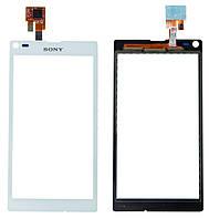 Сенсор Sony C2104-05 S36 Xperia L белый