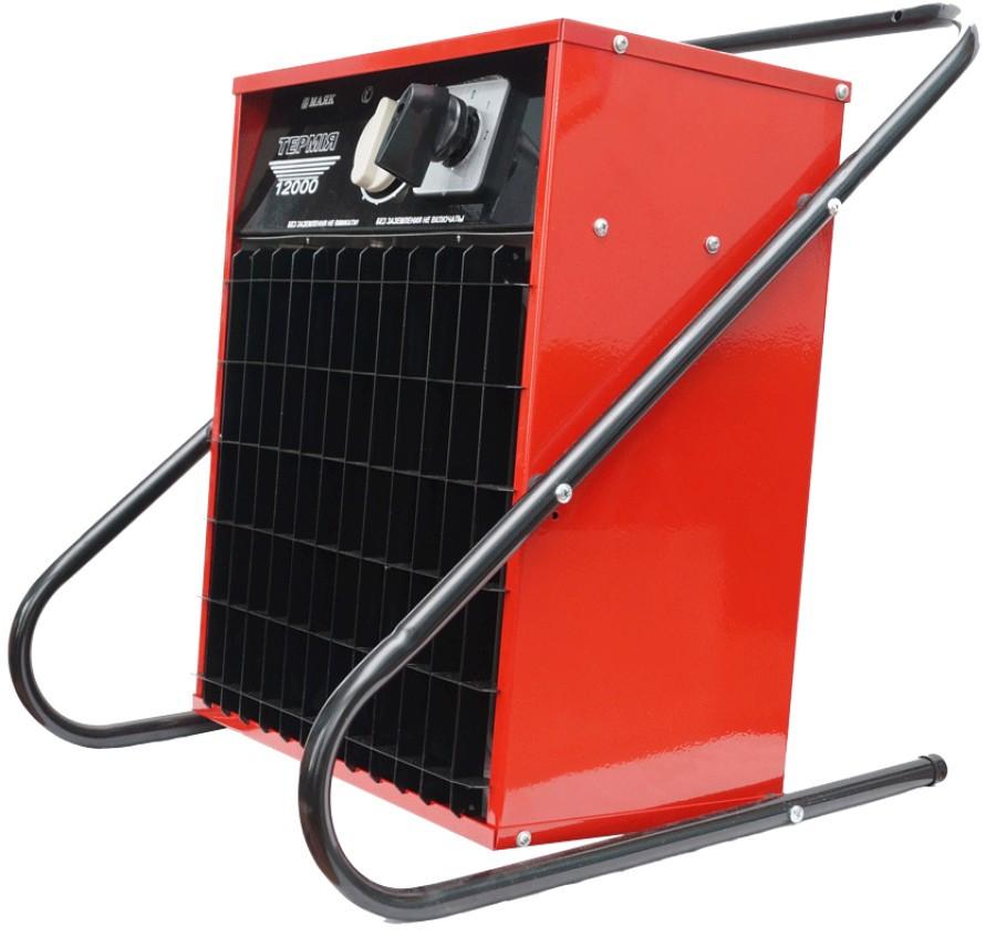 Тепловентилятор 9000 Термія (Україна) 9,0 кВт/380 В