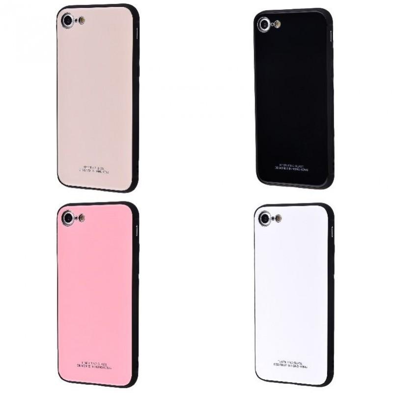 c3786195ed4 Чехол Tempering glass case для Apple iPhone 7/8 (5 цветов) | Case24 ...