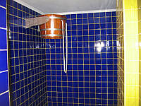 Облицовка и дизайн ванных комнат.