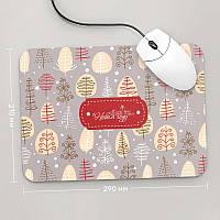 Коврик для мыши 290x210 Подарок К Новому Году