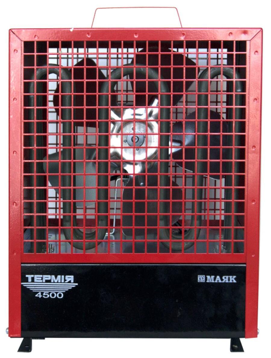 Тепловентилятор 4500/3х380 Термія (Україна) 4,5 кВт/380 В