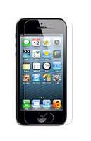 Стекло сенсорное Apple iPhone 5G с рамкой,черное
